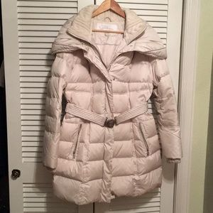 Jessica Simpson Hooded Puffer Coat
